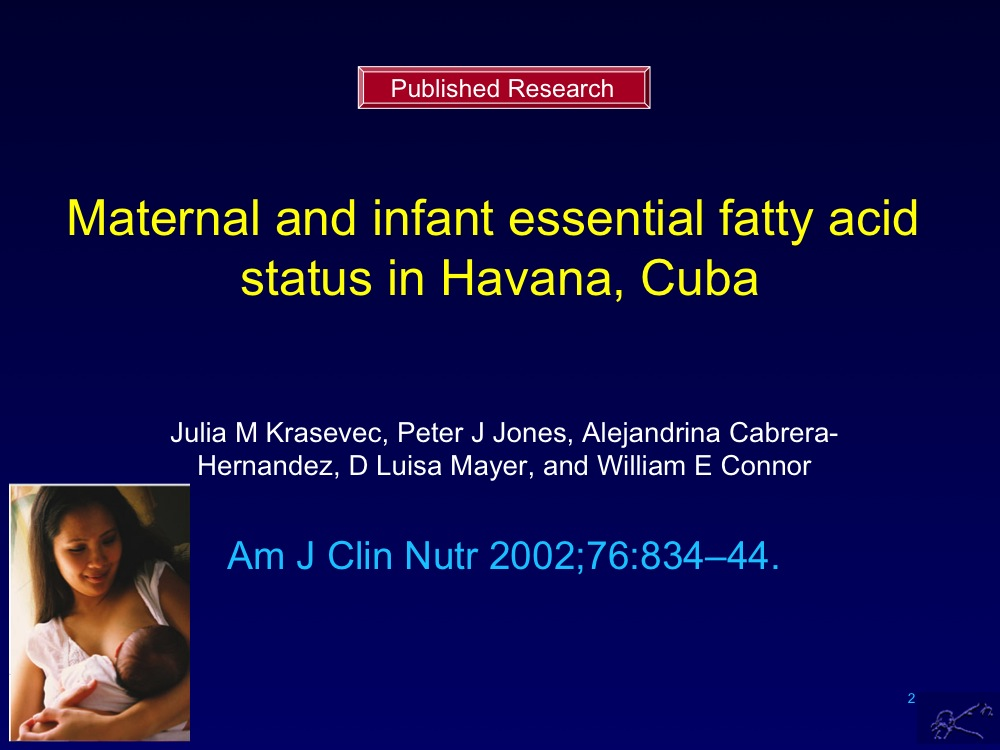 Breast Milk Composition in Cuban Mothers. Diet Makes a Difference In Your Breast Milk